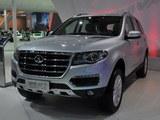 2012北京车展 长城汽车哈弗H7正式亮相
