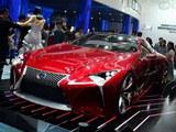 2012北京车展 雷克萨斯LF-LC正式亮相