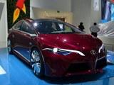 2012北京车展 丰田NS4混动概念车亮相