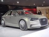 2012北京车展 奥迪A6L e-tron首发亮相