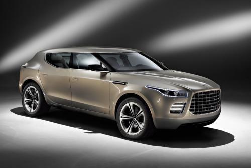 升级版Lagonda 阿斯顿·马丁推新SUV