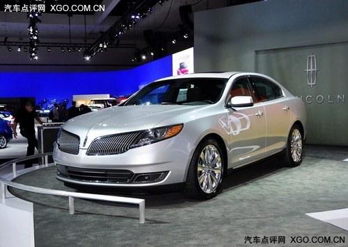 新车后年上市 林肯豪华车品牌正式入华高清图片