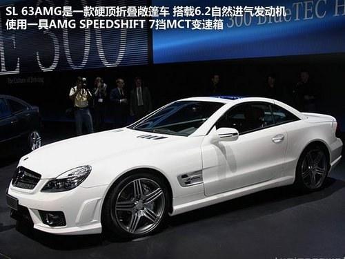 奔驰AMG全系推荐 8大系列车型国内有售