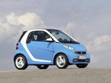 个性新选择 smart特别版车型10月上市