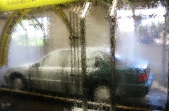 久旱逢甘露 聊聊雨后车辆保养那些事儿