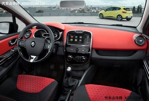 诱人造型/技术升级 雷诺发布新一代Clio