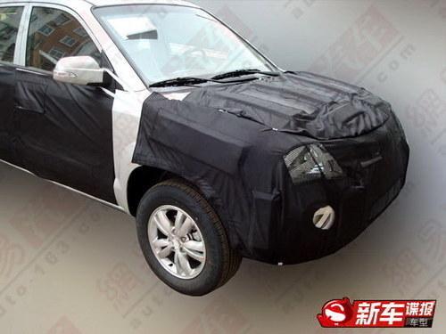 售16.58 19.58万 北京现代新途胜上市高清图片