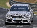 车身减重 新款奥迪RS6旅行版明年发布
