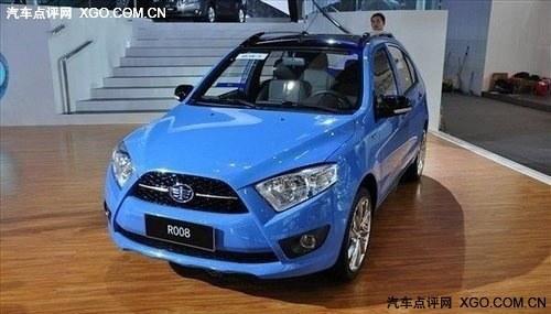 今年底上市 天津一汽R008定名夏利N7