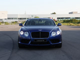 最会运动的豪华车 试驾宾利欧陆GT V8