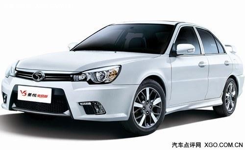 东南汽车v5菱致新车发布高清图片