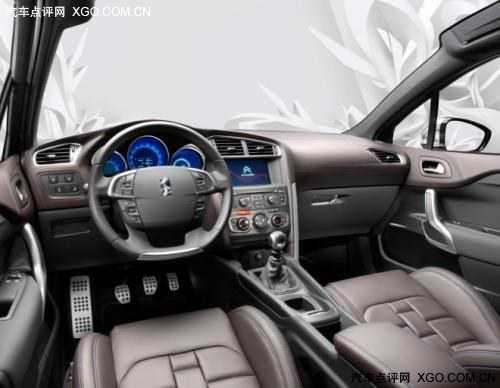 巴黎车展首发 雪铁龙发布DS4/DS5限量版