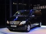 售59.9万元 福建奔驰唯雅诺劲驰版上市