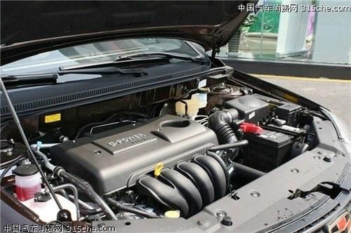 高效节能 四款搭载DVVT发动机自主车型