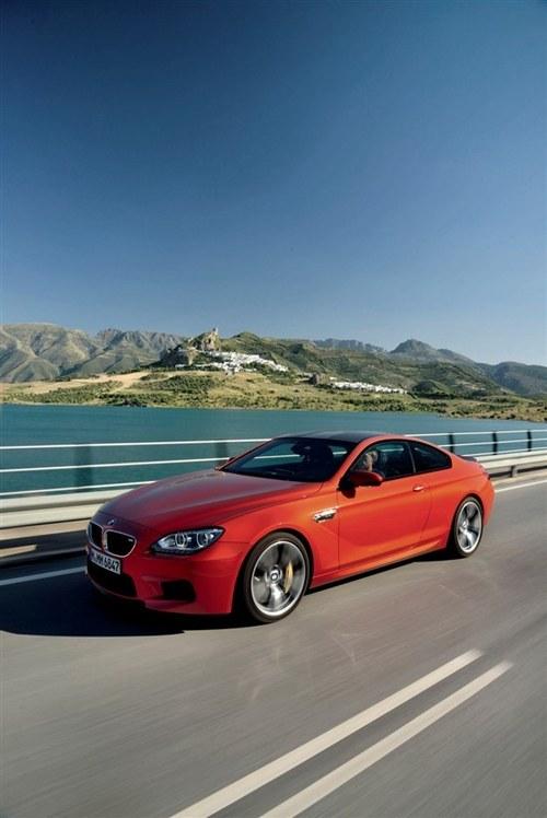 不以马力论英雄 试驾BMW新一代M6 Coupe