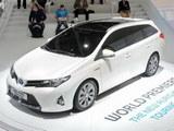 2012巴黎车展 丰田Auris旅行版正式发布