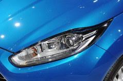 2012巴黎车展 福特正式发布新款嘉年华