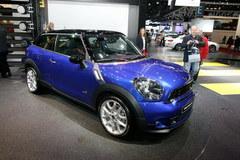 2012巴黎车展 MINI Paceman量产版发布