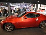 2012巴黎车展 日产改款370Z正式亮相