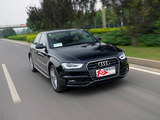 到位 测试2013款A4L 40TFSI quattro