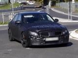 于明年推出 奔驰全新C55 AMG路试曝光