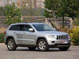 美国印象 试驾2012款Jeep大切诺基 5.7L
