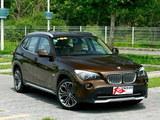 增加6MT车型 宝马改款X1于11月12日上市