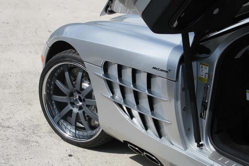 奔驰slr 722改装版 高清图片