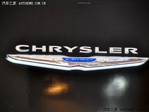『克莱斯勒全新车标』-克莱斯勒展厅提前曝光 新车爱国者亮相全文高清图片