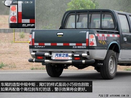 福田福田汽车萨普2011款 2.8T开拓者T3