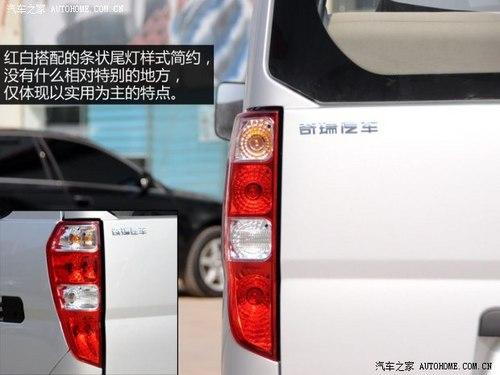开瑞开瑞汽车优胜II代2010款 1.0L基本型
