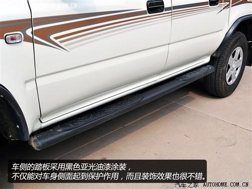 中兴 中兴汽车 旗舰A9 2009缓 2.4T柴油超豪华型