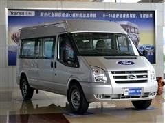 福特 江铃汽车 新世代全顺 2009款 2.4T柴油标准型长轴中顶Duratorq