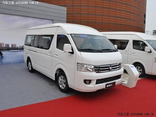 福田福田汽车蒙派克S2013缓 2.8T新干线标准型 柴油长轴