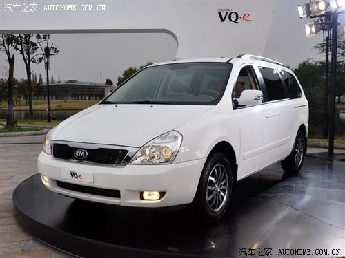 起亚 起亚(进口) 起亚VQ 2013缓 2.2T VQ-R 豪华版