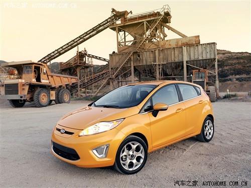 福特 福特(进口) 嘉年华(海外) 2011款 两厢