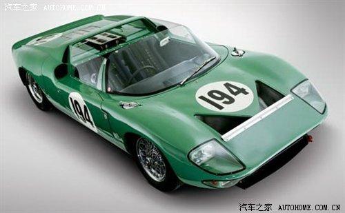 估价240 290万欧元 福特拍卖GT40原型车