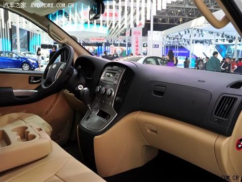 进口9座MPV 现代H1预售20万/定名辉翼