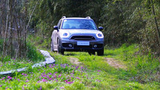 全新MINI COUNTRYMAN 试驾