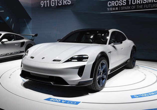 Mission e Cross Turismo 或2021年量产