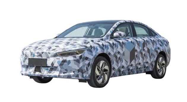 对飙Model 3 吉利全新纯电车型谍照曝光