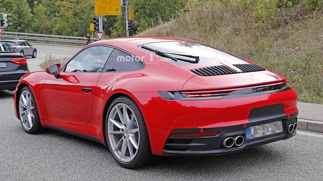 保时捷全新911新消息 11月27日全球首发
