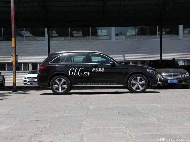 奔驰GLC长轴版10月17日上市 轴距加长100mm