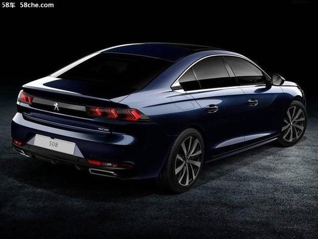 新一代东风标致508L将于广州车展首发
