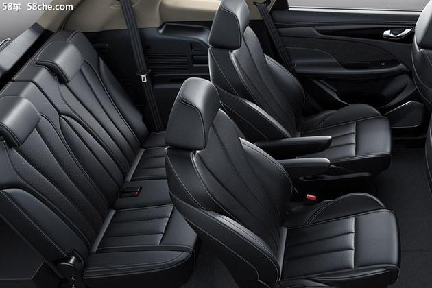捷途X90于1月13日上市 提供3种座椅布局