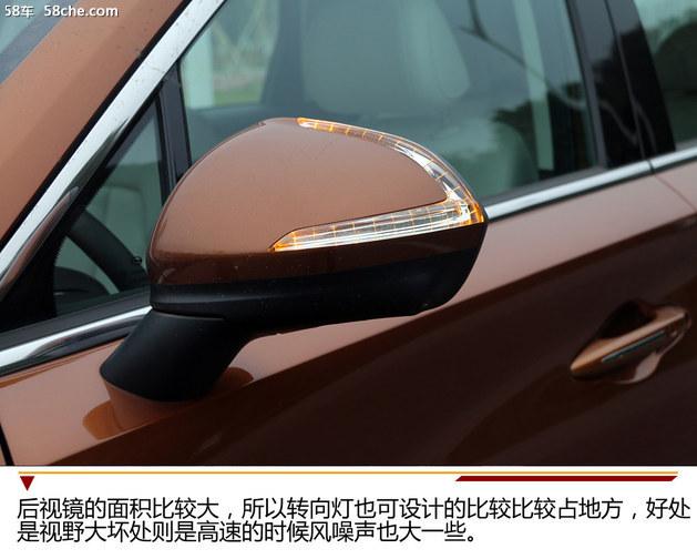 广汽传祺GS5试驾 长得好看却不是样子货