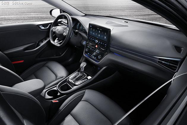 现代新款IONIQ官图发布 将日内瓦车展亮相