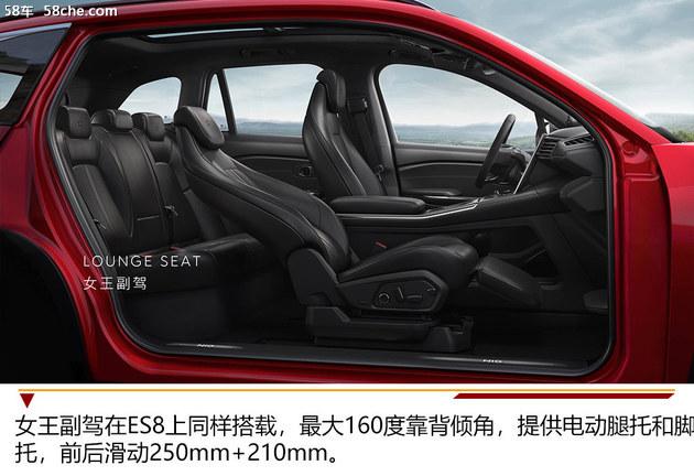 蔚来ES6的设计元素 纯粹/未来感/有温度