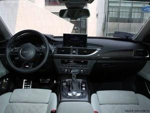 奥迪S7 购车优惠高达17.65万元 但是试驾