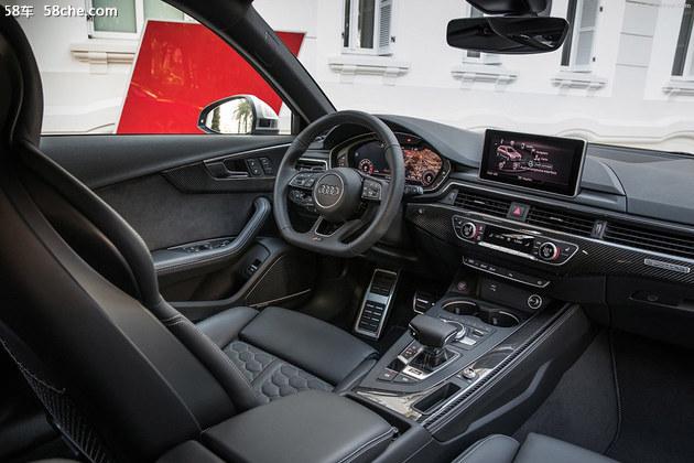 58秒看懂奥迪RS 4 Avant 除了没有低调